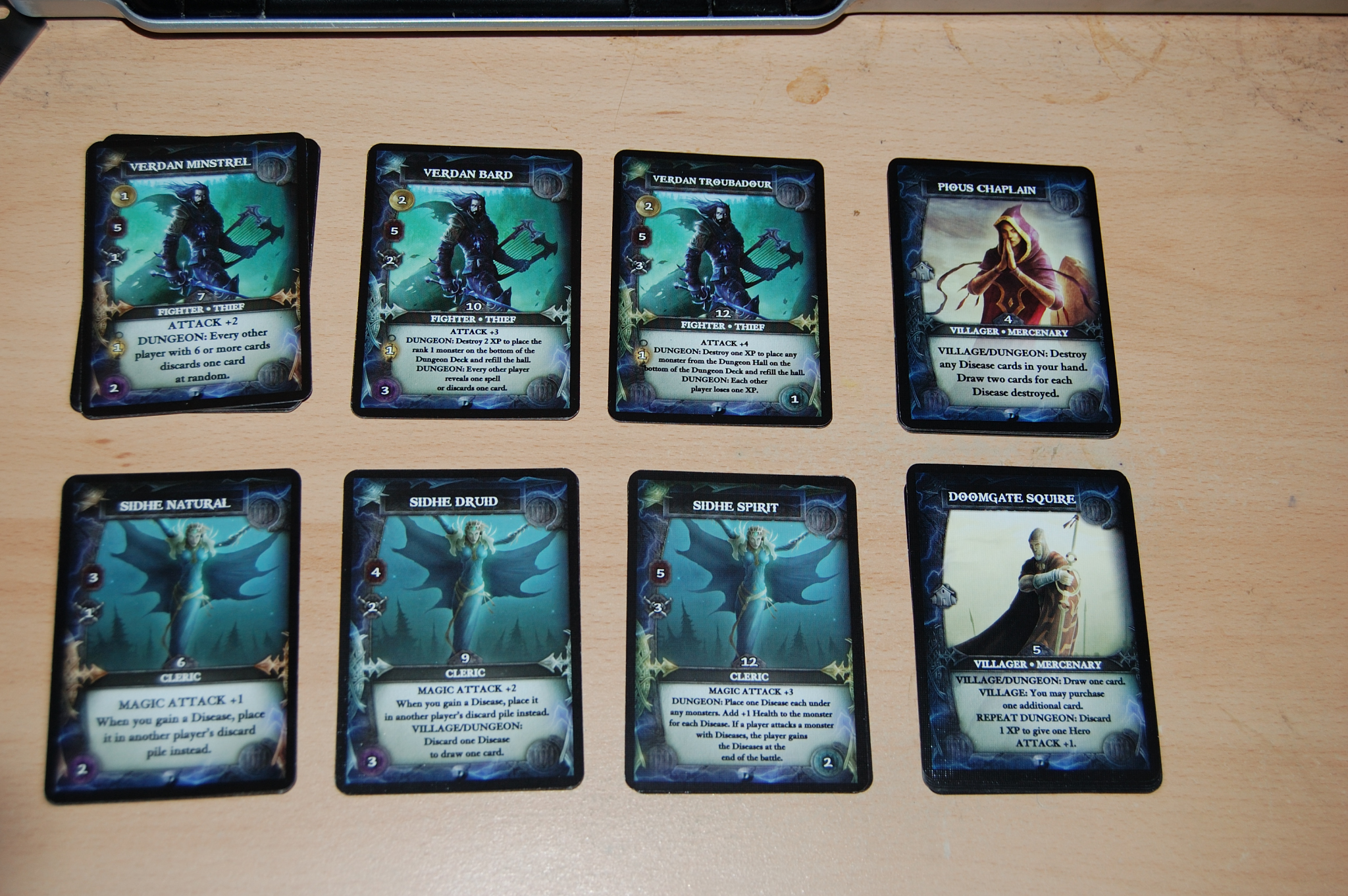 deeper and deeper thunderstone doomgate legion review the