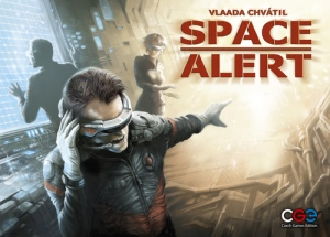 Space Alert COVER