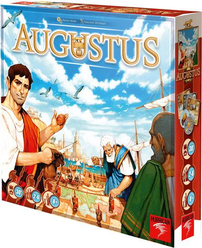 Augustus COVER