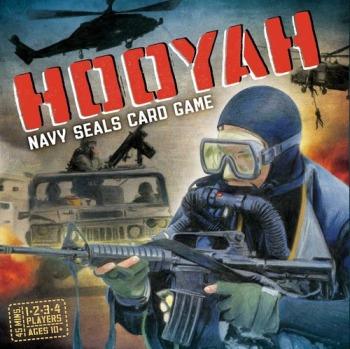 Hooyah COVER
