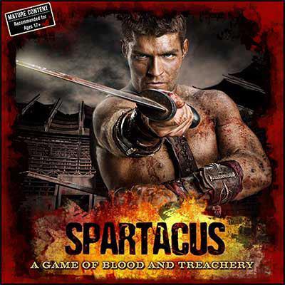 Spartacus COVER
