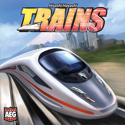 Trains COVER