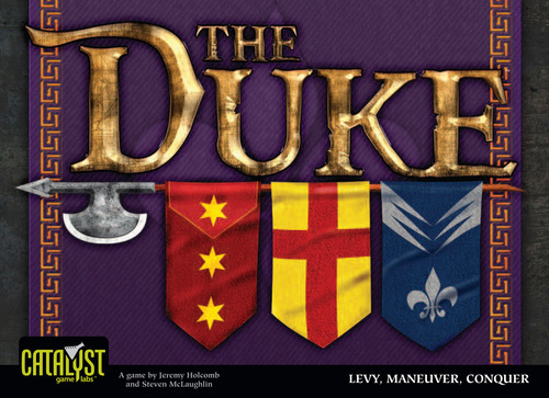 The Duke COVER