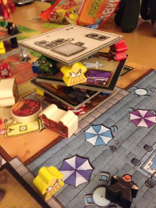 Things are... well, not going to great in Meeple City.