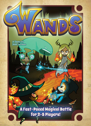 Wands COVER