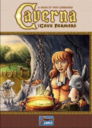 Caverna COVER