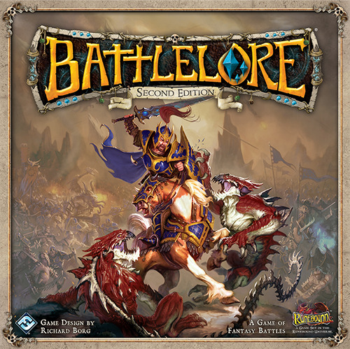 Battlelore COVER