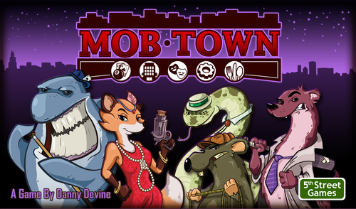 Mob Town COVER