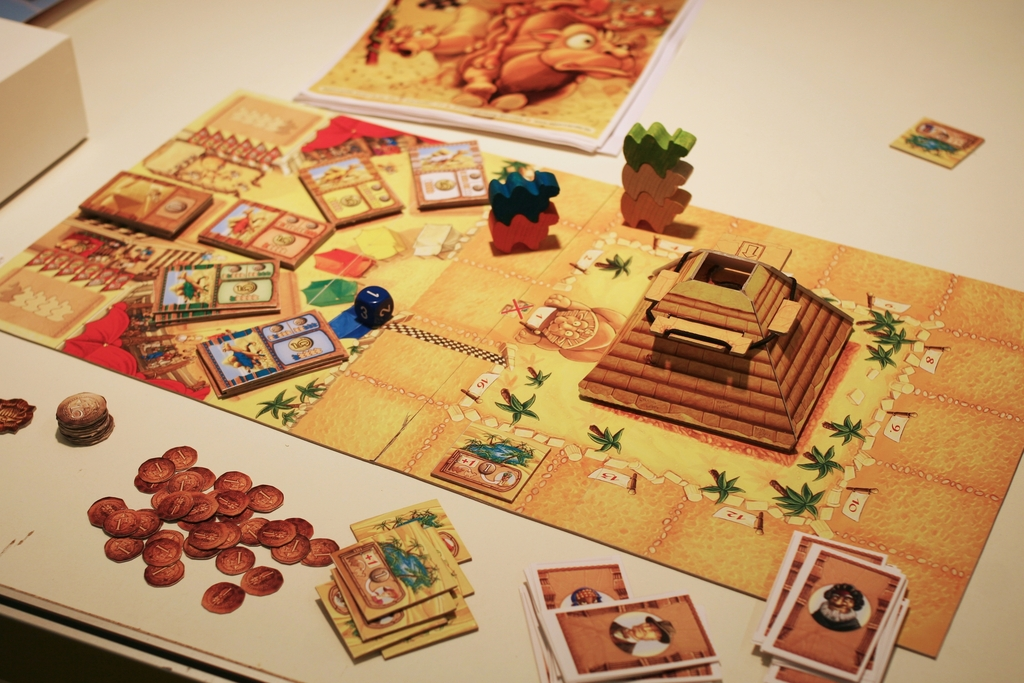 Up for the Cup! – Ca... Jumanji Board Game
