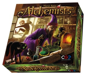 Alchemists Box